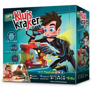 Yulu B grade: Spy Code Kluis Kraker