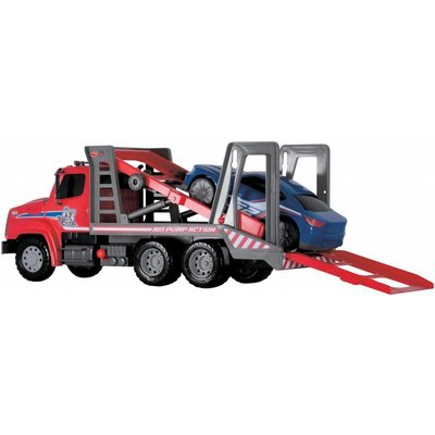 B grade: Dickie toys Air Pump Autotransport - 57 cm