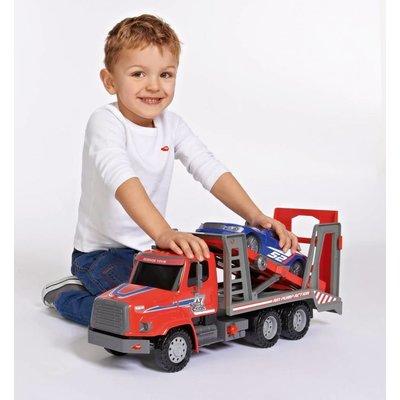 Dickie B grade:Toys Air Pump Autotransport - 57 cm