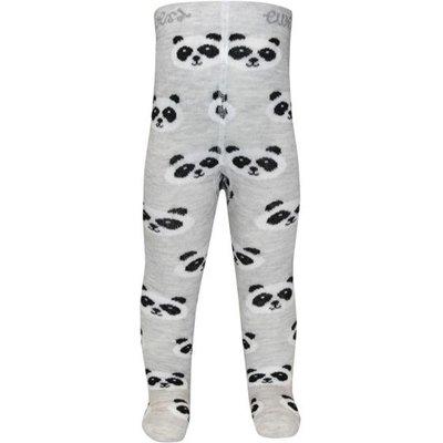Ewers Maillot grijs met panda