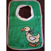 Playshoes slab groen eend