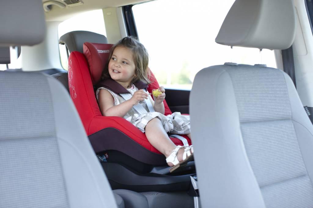 Vervoer van kinderen in nederland