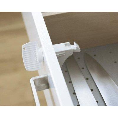 BabyDan Magneetsluitel Lades/Deuren - Wit