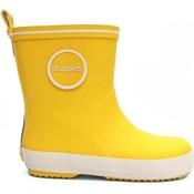 Druppies regenlaarzen geel
