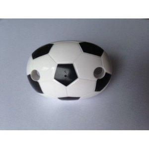 Leuke fopspenen tanden of voetbal