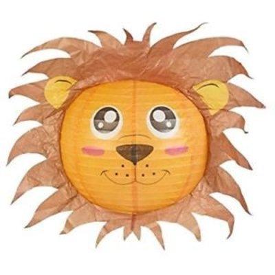 Leeuwen lampenkap papier