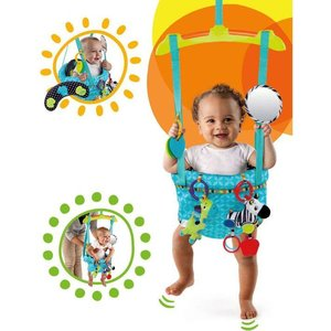 Bright Starts Bounce 'n Spring Deluxe Door Jumper | deurtrampoline