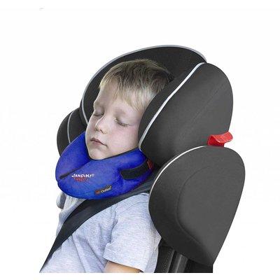 Sandini slaapkussen met ondersteuning blauw