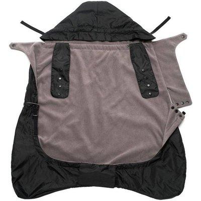 Ergobaby Accessoires - 2 in 1 winter- en regenbescherming voor ergonomische draagzak Ergobaby