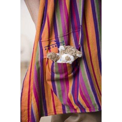 Amazonas Buik-/rugdrager - Ring Sling Lollipop 180 cm