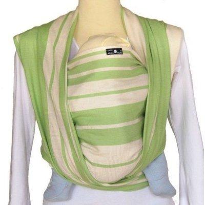 Didymos standaard baby-wikkel sling maat 7, groen
