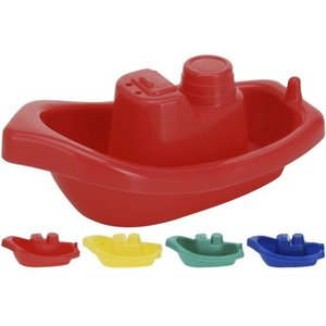 Free And Easy Badbootjes 4 Stuks Geel/blauw/rood/groen