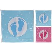 Servetten voor geboorte/ babyshower 20 stuks