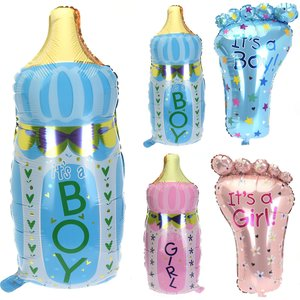 Helium ballon voor geboorte/ babyshower