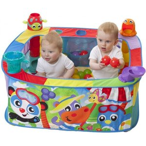B grade: Playgro Pop and Drop Activiteiten Gym/Ballenbak
