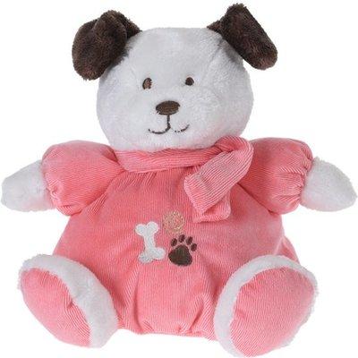 Tender Toys Knuffelhond Met Kleren En Sjaal 40 Cm