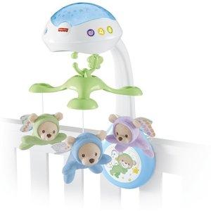 Fisher-Price Vlinderdromen 3-in-1 Mobiel - Babyprojector