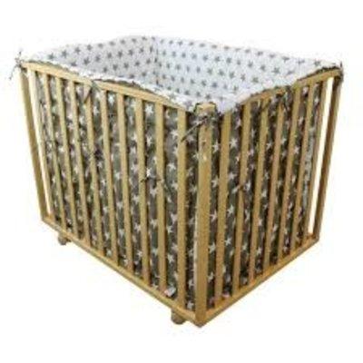 B Grade:  kinderbox met boxkleed