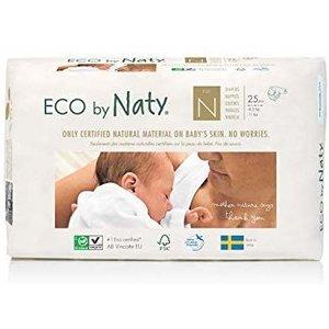 Naty eco luiers go green