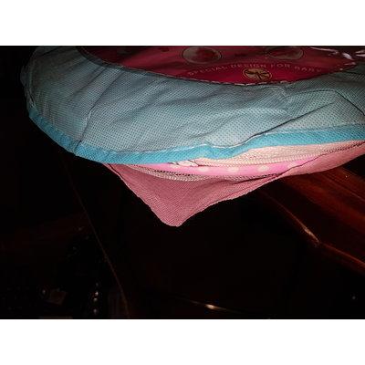 B grade: Pop up tentje roze voor baby met klein kussentje en muziekdoosje( geen matras)