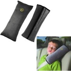 Autogordel Beschermer / Nekkussen (reizen) - Autogordelhoes voor Kinderen
