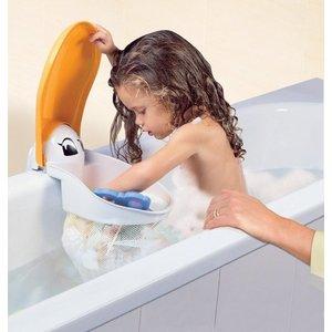Pelikaan speelgoed opbergnetje voor in bad