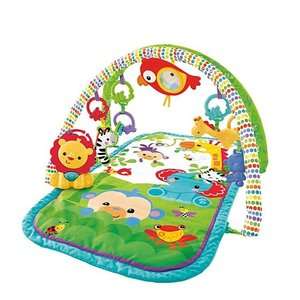 B grade: Fisher-Price 3-in-1 Muzikale Activity Gym - Speelkleed