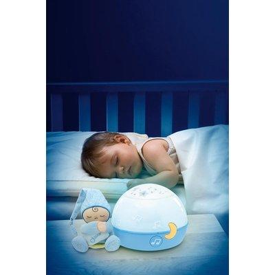B Grade:  Chicco Goedenacht Projector - Blauw