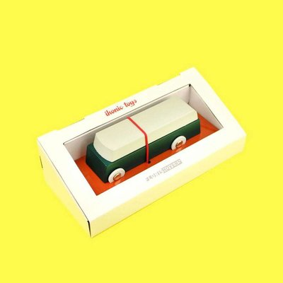 Ikonic Ikonic Toys Duotone Car No 4