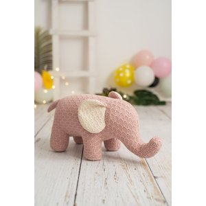 crochetts ELEFANTE MINI (AMIGURUMI)