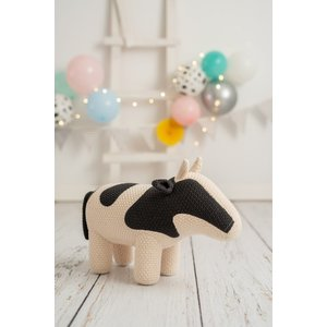crochetts VACA MINI ( AMIGURUMI)