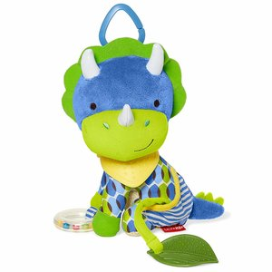 Skip Hop Bandana Buddies Activity - Dino