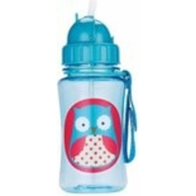 Skip Hop Zoo Straw Bottle - Owl