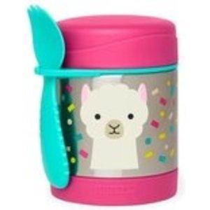 Skip Hop Zoo Insulated Food Jar - Llama
