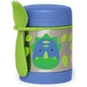Skip Hop Zoo Insulated Food Jar - Dino