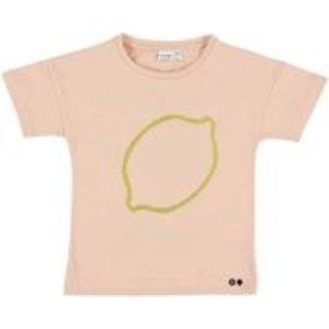 Trixie T-shirt korte mouwen  Lemon Squash