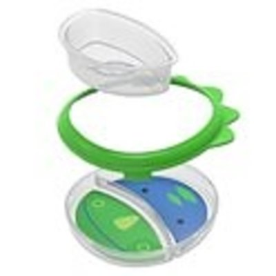 Skip Hop Skip hop zoo smart serve plate & bowl set Dino