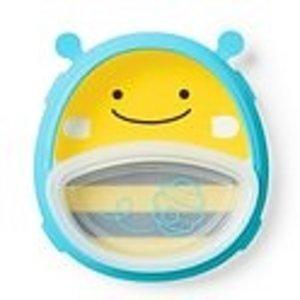 Skip Hop Skip hop Zoo Smart Serve plate & bowl Set - Bee