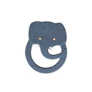 Trixie natuurlijk rubber bijtring Mrs Elephant