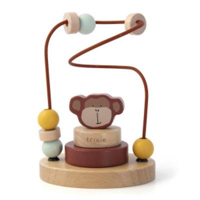 Trixie Trixie Houten Kralenframe Mr. Monkey