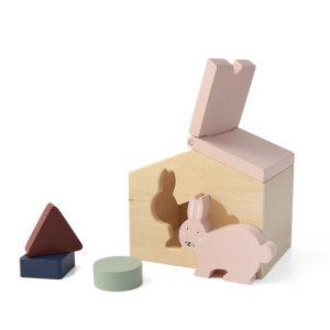 Trixie trixie houten huis Mrs. Rabbit