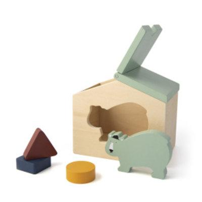 Trixie trixie houten huis Mr. Polar bear
