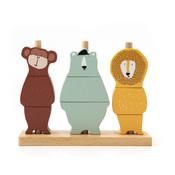 Trixie trixie houten dieren stapelaar