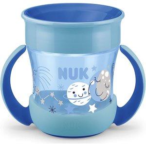 NUK NUK Drinkflesje Mini Magic Glow in the Dark Boy in blue