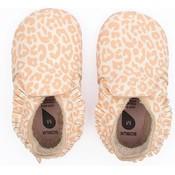 bobux Bobux - Soft Soles - Leopard Print Vanilla - M