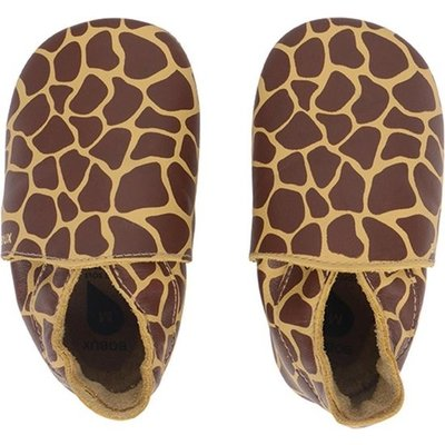 bobux Bobux - Soft Soles - Fall Leaf Giraffe Print - Babyslofjes  L