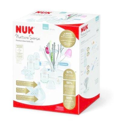 Nuk NUK Birth Kit Grote Set Nature Sense Glass