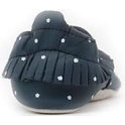 bobux Bobux - Soft Soles - Navy Twinkle - Babyslofjes maat 18