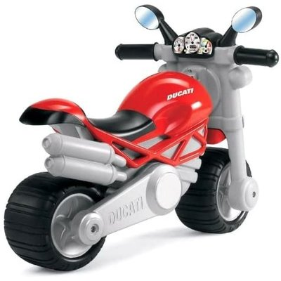 chicco Chicco Ducati Monster Loopwagentje