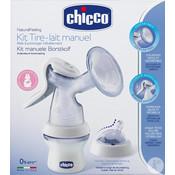 chicco Chicco NaturalFeeling Kit Manuele Borstkolf 1 Kit